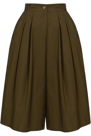 Moncler Genius Mujer Anchos y de harem - 1 MONCLER JW ANDERSON cotton culottes
