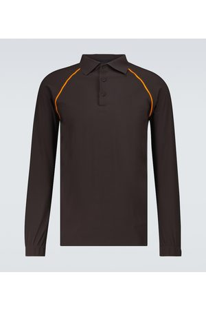 GR10K Hombre Manga larga - Taped Ultrasound long-sleeved polo