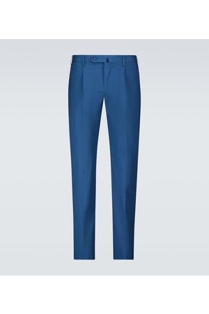 Incotex Hombre Chinos - Stretch-cotton casual pants