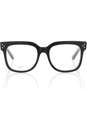 Céline Mujer Square acetate glasses