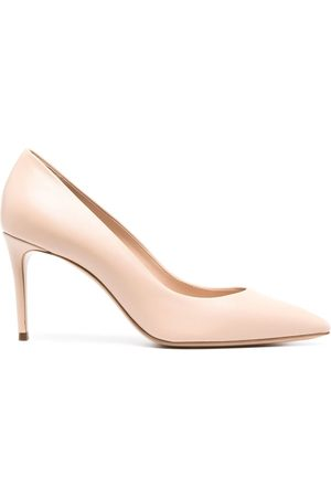 Casadei Pointed leather pumps