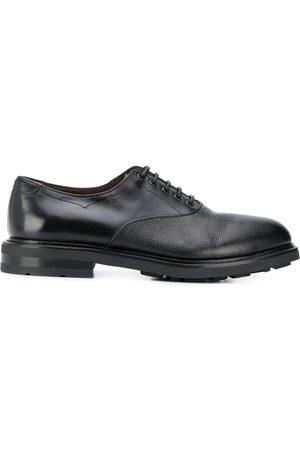 Salvatore Ferragamo Hombre Zapatos - Zapatos texturizados con agujetas