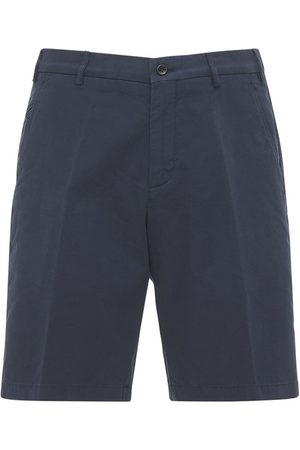 Loro Piana Hombre Shorts - Shorts Bermuda Deportivos De Algodón