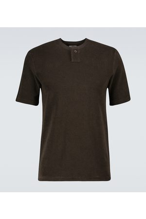 Bottega Veneta Hombre Playeras - Cotton-blend T-shirt