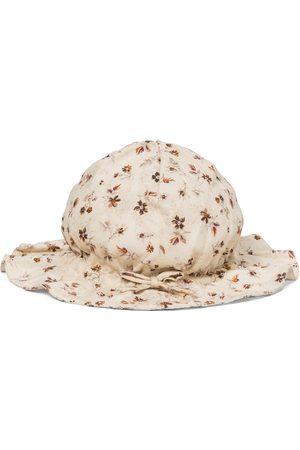 Caramel Bebé Sombreros - Baby Marlin cotton hat