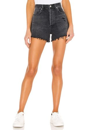 Citizens of Humanity Marlow vintage fit short en color negro talla 23 en - Black. Talla 23 (también en 24, 25, 26, 27, 28