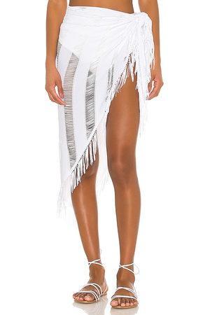Bunny Pareo indian summer en color talla all en - White. Talla all.