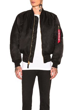 Alpha Industries Cazadora ma-1 blood chit en color talla L en - Black. Talla L (también en S, M, XS, XL/1X, XXL/2X).