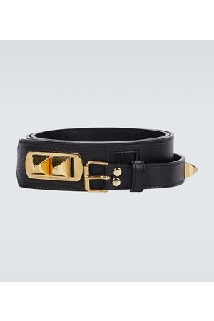 UNDERCOVER Studded leather belt