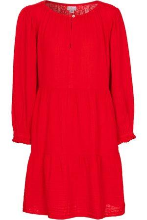 Velvet Mirella cotton gauze minidress