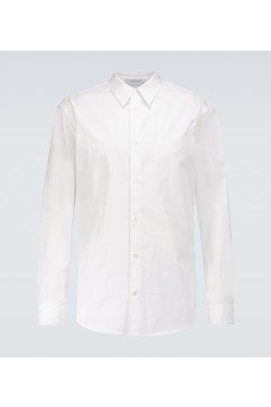 GABRIELA HEARST Hombre Camisas - Quevedo cotton shirt