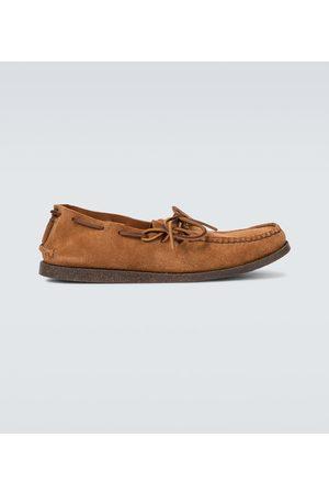 YUKETEN All Handsewn Canoe moccasin shoes