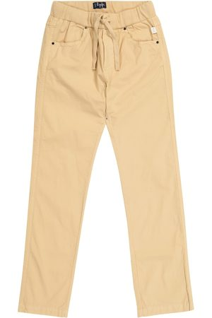 Il gufo Slim cotton pants