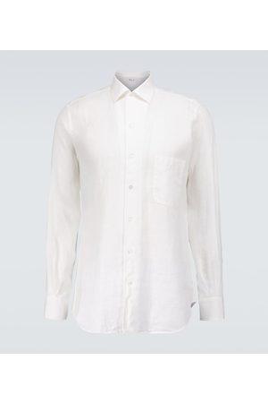 Loro Piana Hombre Camisas - Andre linen shirt