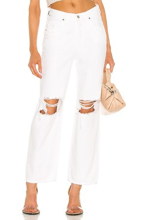 Citizens of Humanity Pierna ancha ellee en color blanco talla 23 en - White. Talla 23 (también en 24, 25, 26, 27, 28