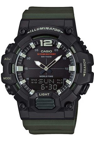 Casio Reloj Hdc-700 One Size Green