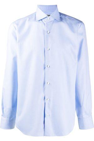 BARBA Camisa de popelina