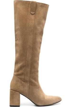 Ami Mujer Botas altas - Botas altas con tacón medio