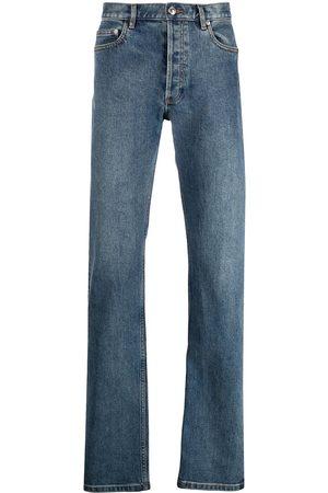 A.P.C. Hombre Rectos - Jeans rectos con tiro medio