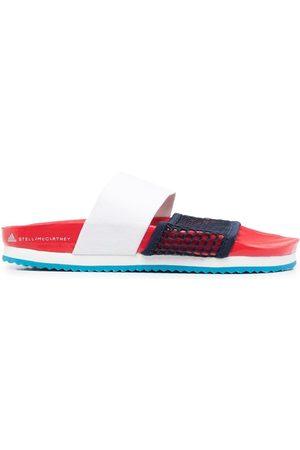 adidas Sandalias con panel de malla