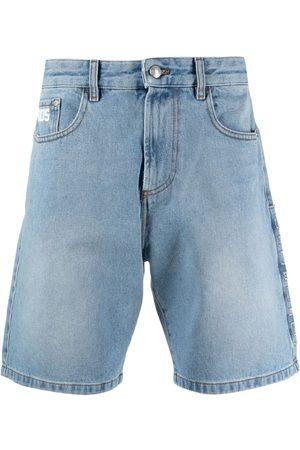 GCDS Shorts de mezclilla anchos