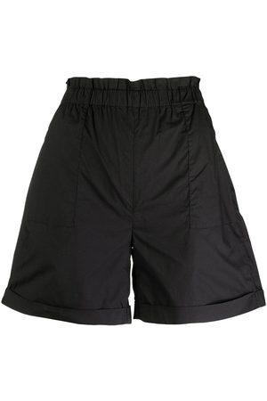 Woolrich Shorts con pretina fruncida
