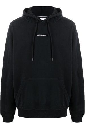 Calvin Klein Hombre Con capucha - Hoodie con logo estampado