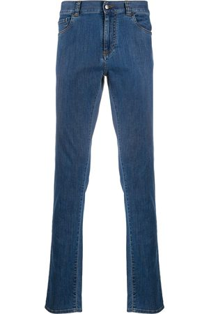 CANALI Skinny jeans con logo