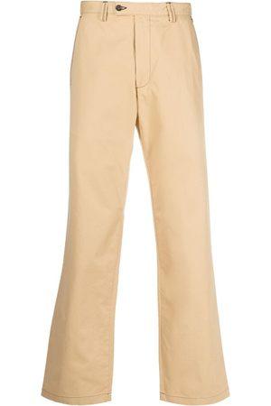 Phipps Pantalones acampanados con costuras en contraste