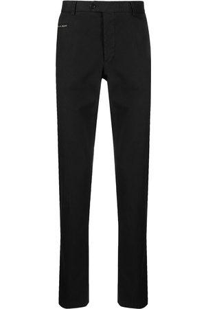 Philipp Plein Pantalones chino rectos