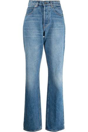 Paco rabanne Mujer Rectos - Jeans con tiro alto