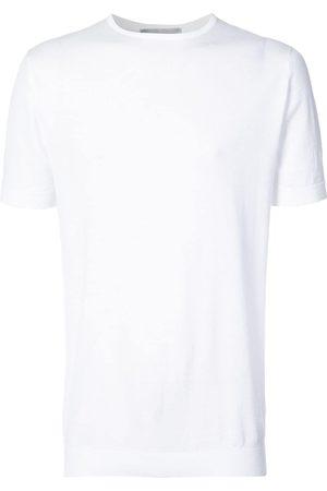JOHN SMEDLEY Camiseta con cuello redondo