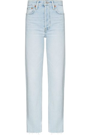 RE/DONE Mujer Jeans - Jeans capri '70s