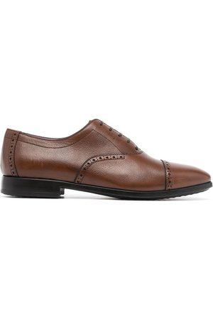Salvatore Ferragamo Zapatos oxford con agujetas