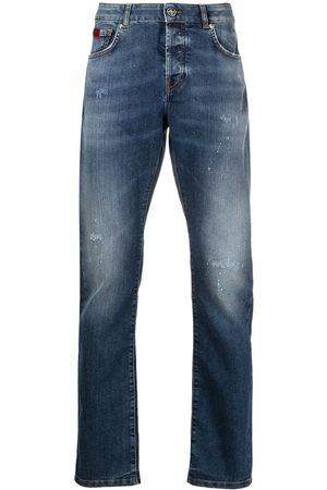 John Richmond Jeans rectos con tiro medio