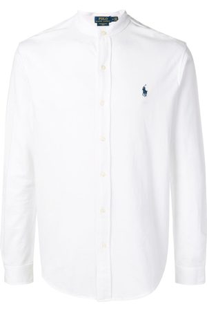 Polo Ralph Lauren Camisa con cuello mao