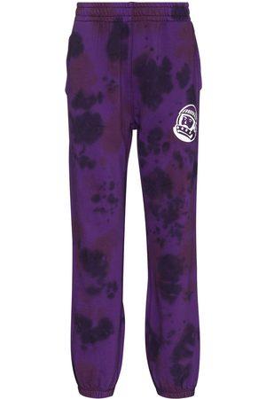 Billionaire Boys Club Pants con estampado tie-dye