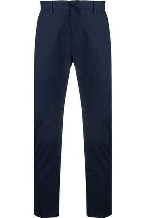 DEPARTMENT 5 Pantalones slim con tiro medio
