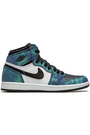 Nike Tenis Air Jordan 1 Tie-Dye High