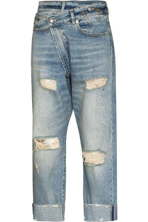 R13 Jeans Crossover