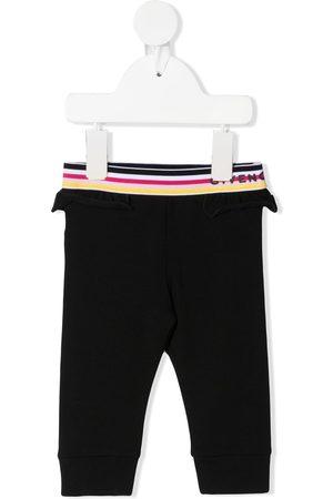 Givenchy Pantalones con logo en la pretina