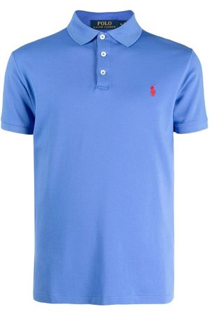 Polo Ralph Lauren Playera tipo polo con bordado Polo Pony