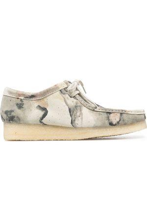 Clarks Zapatos con agujetas Wallabee