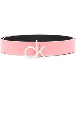 Calvin Klein Cinturón de 30mm con hebilla del logo CK