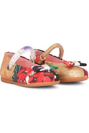 Dolce & Gabbana Flats con detalle de lazo