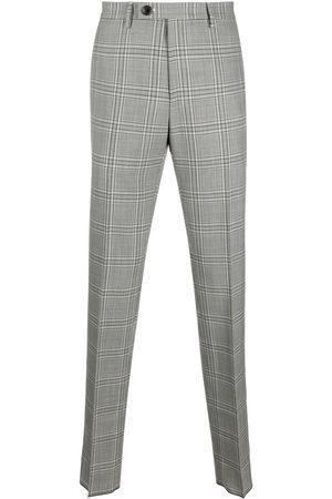 Vivienne Westwood Pantalones de vestir con motivo de cuadros
