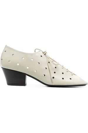 LEMAIRE Zapatos con agujetas y perforaciones