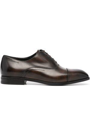 Bally Zapatos oxford con agujetas