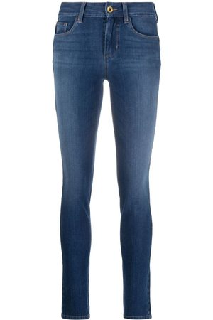 Liu Jo Skinny jeans con efecto lavado