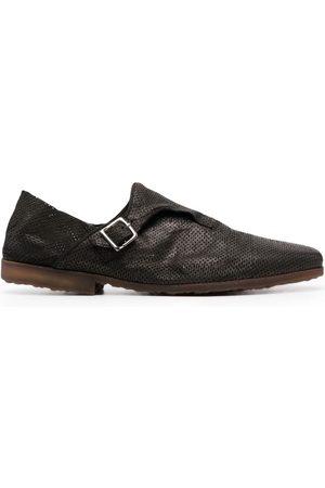 Premiata Zapatos monk con talón plegable